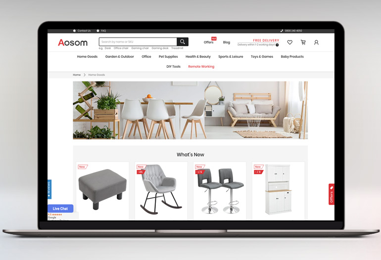 Aosom Home Goods