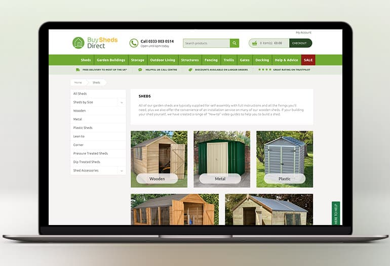 buyshedsdirect garden sheds