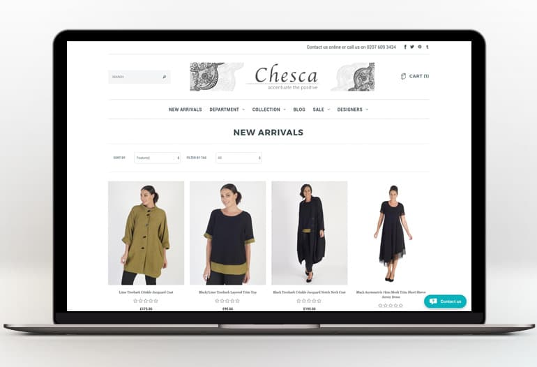 chesca direct new arrivals