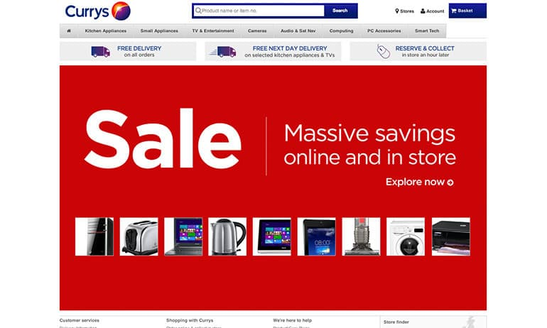 Currys PC World Discount Codes Currys PC World has the biggest selection of electronics in the UK and we have the best selection of their voucher codes, discounts and sales in the UK.