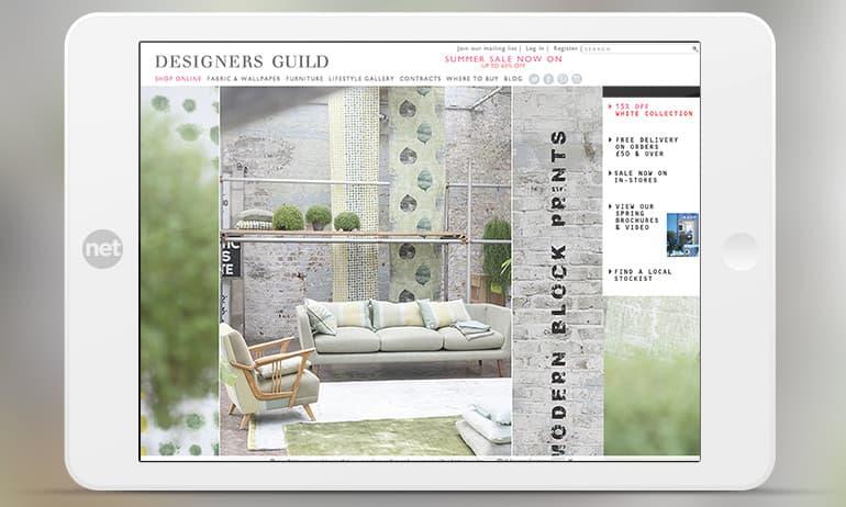 Designer guild coupons
