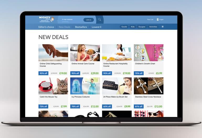 discountexperts new deals