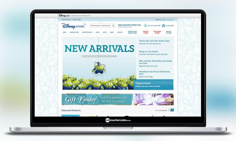 Disney store website coupons
