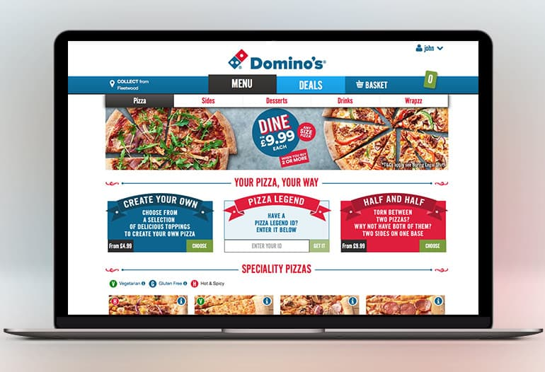 Dominos coupons uk august 2018