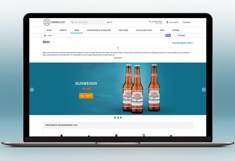 Drinks&Co Beers