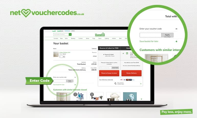 dunelm voucher codes feb 2019 30 off net voucher codes. Black Bedroom Furniture Sets. Home Design Ideas