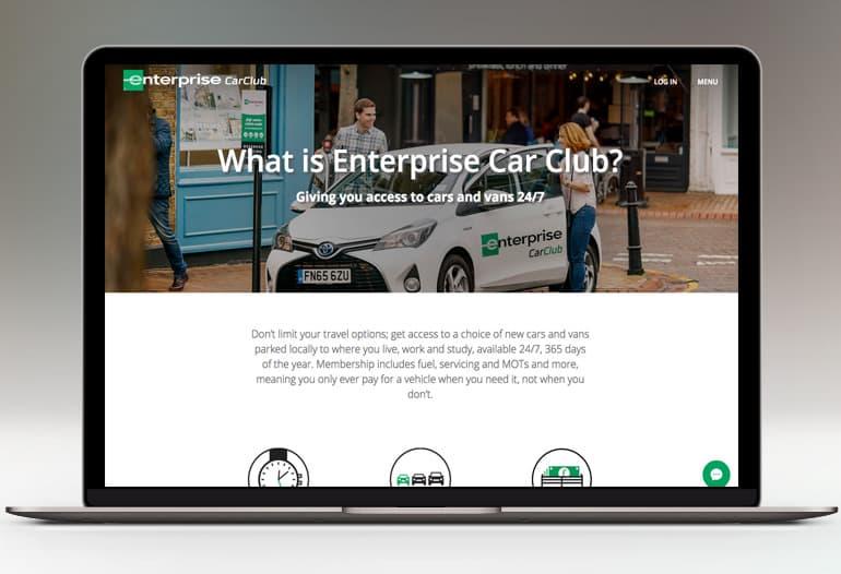 enterprisecar what is car club
