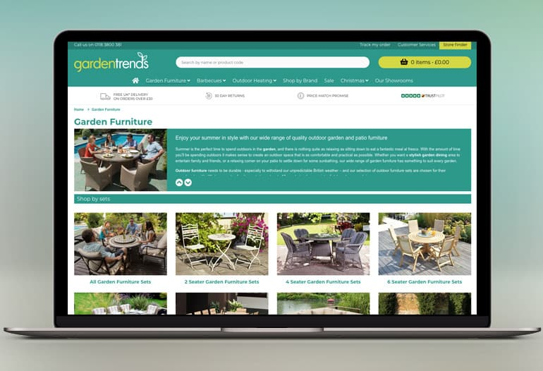 Garden Furniture & Barbecues