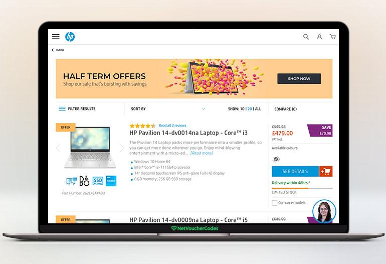 Laptops, Desktops & More