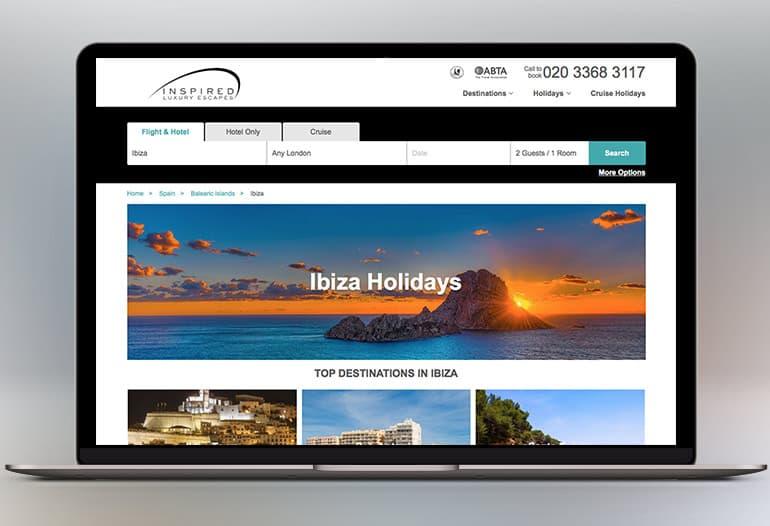 inspired luxury escapes ibiza holidays
