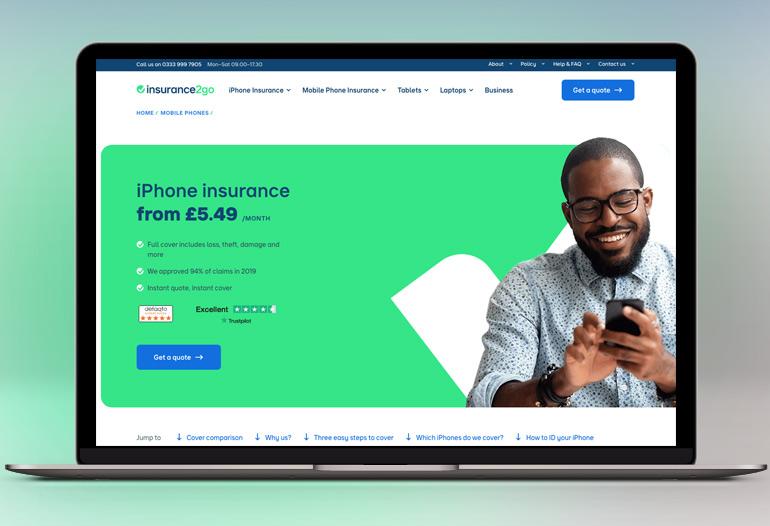 Mobile Phone, Gadget & Laptop Insurance