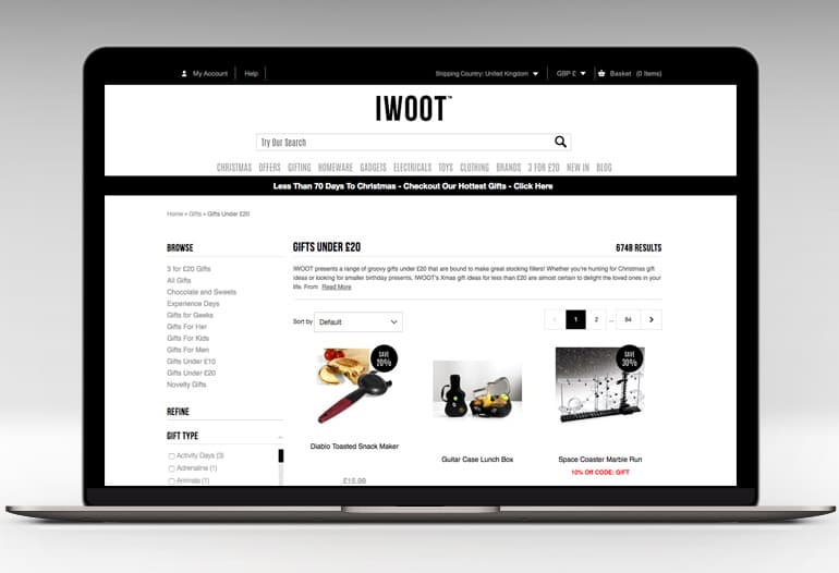 iwoot offers
