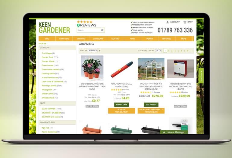 The Online Garden & BBQ Centre