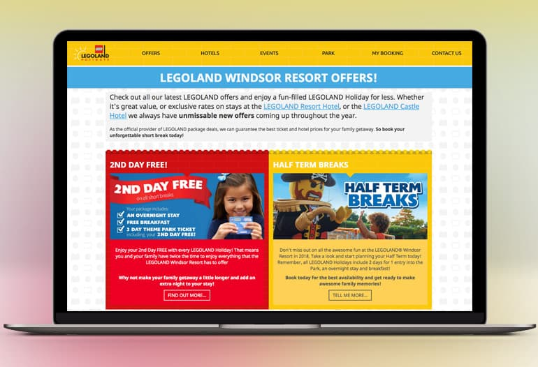 LEGOLAND® HOLIDAYS Voucher Codes 2020 / 2021 → 20% OFF ...