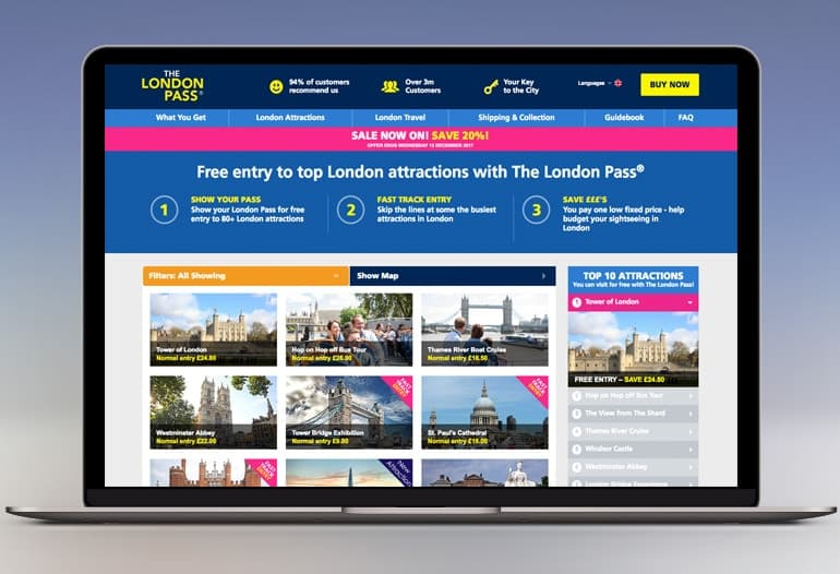 LONDON PASS Promo Codes 2019 → 25% OFF   Net Voucher Codes