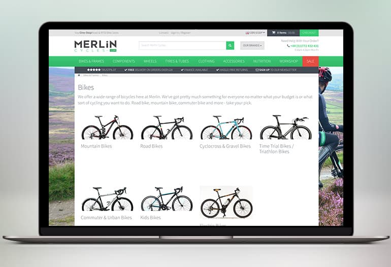 Merlin cycles coupon code