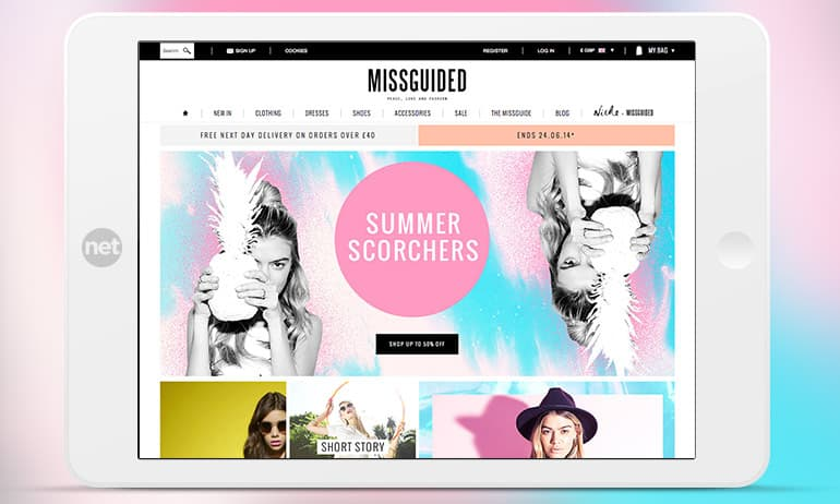 Missguided coupon uk