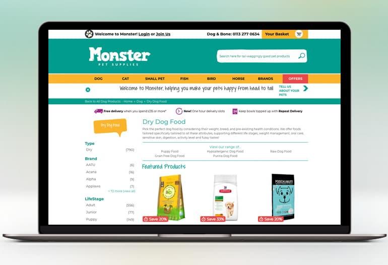 UK's #1 Online Pet Supplies Store