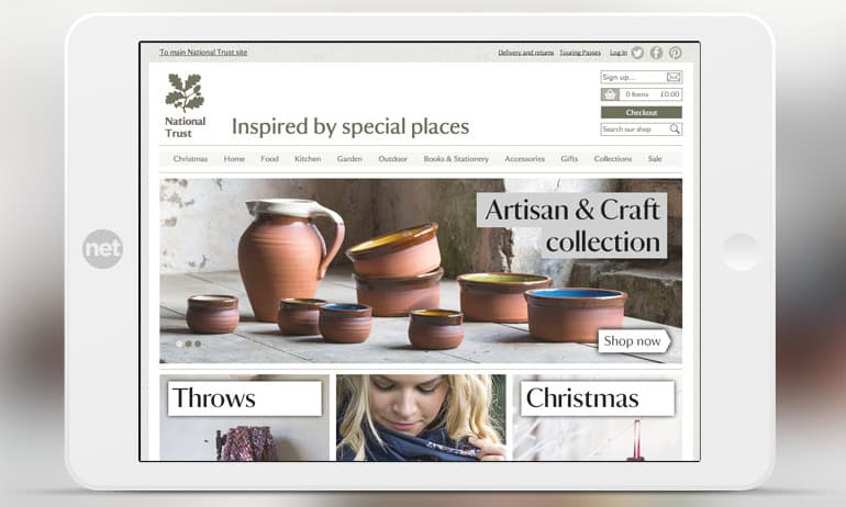National trust online shop promotion codes nov 2017 10 off for Trusted websites for online shopping