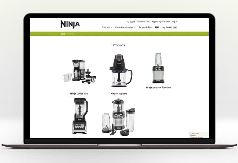 ninjakitchen products