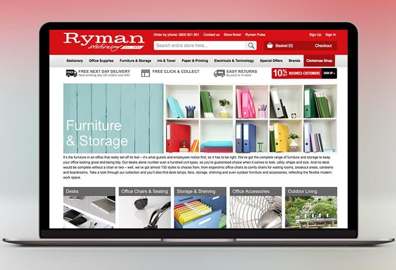 ryman furniture