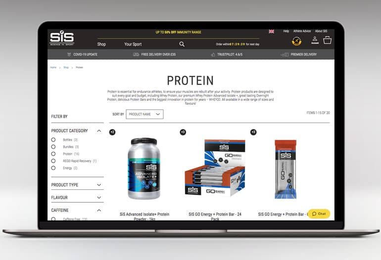 Leaders in Endurance Sports Nutrition