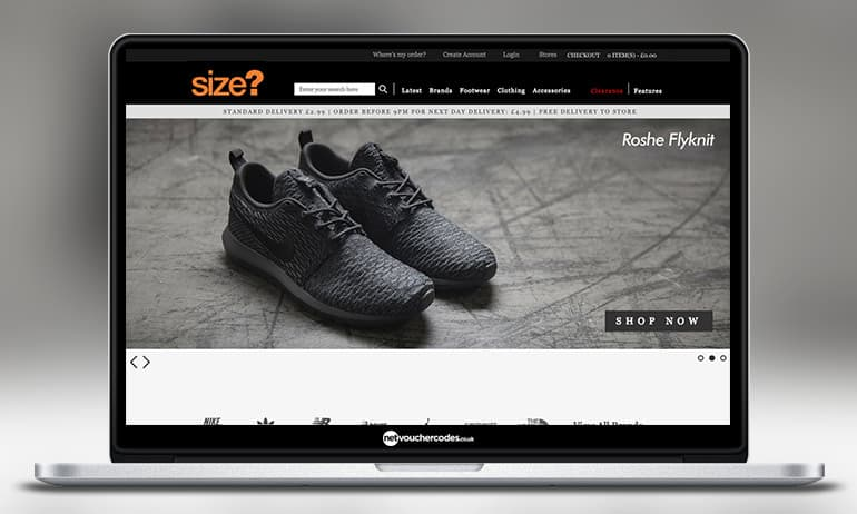 SIZE.CO.UK Discount Codes & Vouchers June 2017 → 48% OFF