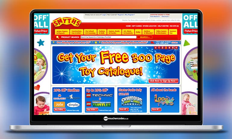 Smyths Deals, Offers & Codes - Get Them Now. Click to make sure you always embrace all the opportunities to get a little extra savings back in your pocket.
