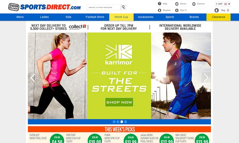 Sportsdirect Com Discount Codes August 2017 10 Off