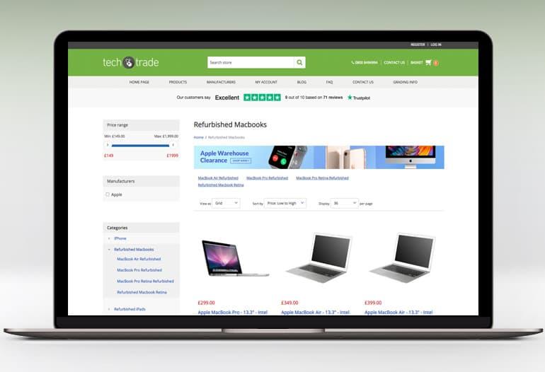 techtrade macbooks