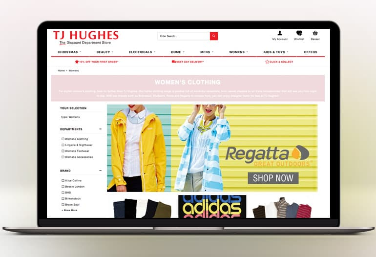 Tj Hughes Garden Furniture Tj hughes discount codes vouchers june 2018 20 off tj hughes is a well loved discount department store which offers home accessories garden furniture and accessories fashion toys fragrance and beauty workwithnaturefo