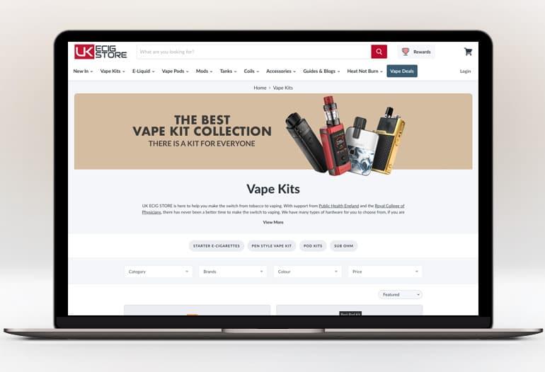 Vape Shop, Vape Kits and E-Liquids