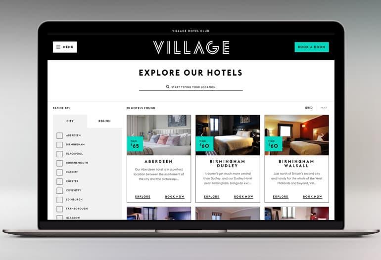 village hotels hotels