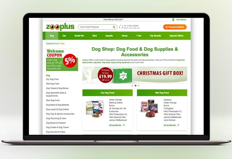 Zooplus coupons uk
