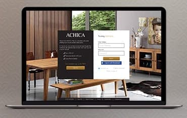 Achica store front