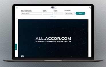 ALL-Accor Live Limitless store front