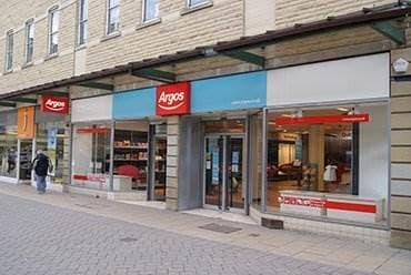 Argos store front