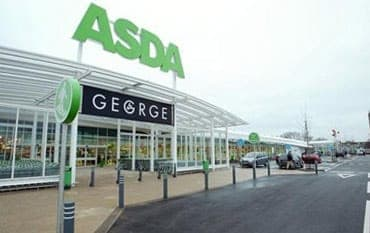 ASDA George store front