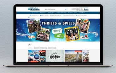 AttractionTickets.com store front