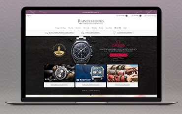Beaverbrooks store front