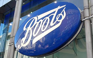 Boots store front