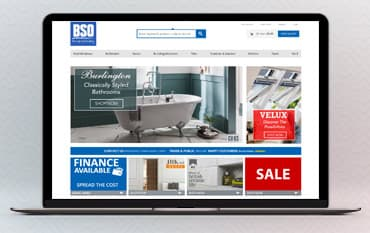 Building Supplies Online store front