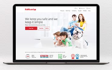 Bullguard store front