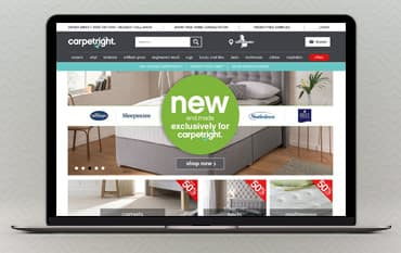 Carpetright store front
