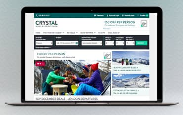 Crystal Ski store front