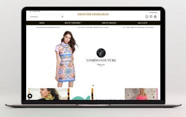 Designer Desirables store front