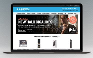 E Cigarette Direct store front