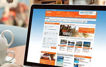 easyJet Holidays store front