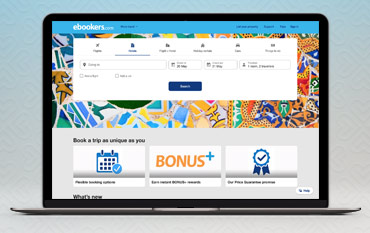 ebookers store front