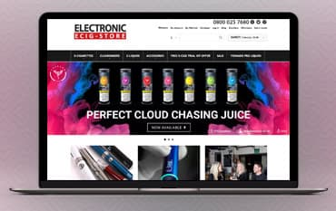 Electronic Ecig Store store front